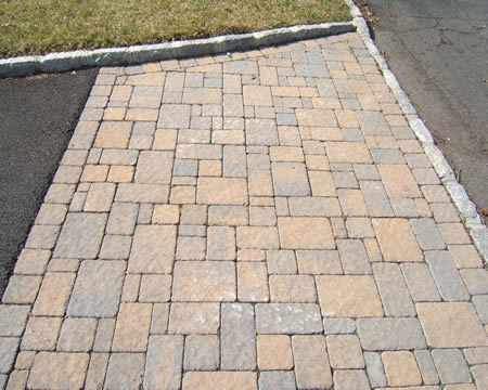Driveway apron contractors in north jersey central jersey for Driveway apron ideas